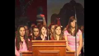 New Manna Youth Choir - Hallelujah to the Lamb