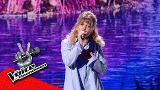 Lisa bezingt zondagochtend met Maroon 5 | Liveshows | The Voice van Vlaanderen | VTM