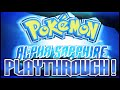 Pokémon Alpha Sapphire Playthrough w/Facecam!!