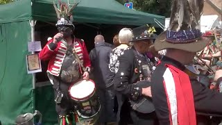 Mummers and Morris of May