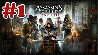 """Assassin's Creed: Syndicate"" Walkthrough (100% Synchronization), Sequence #1 [Rupert Ferris]"