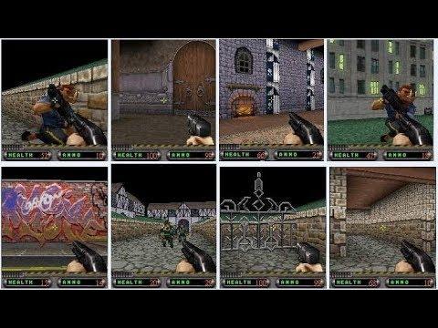 Duke Nukem Mobile 3D (Java Game)