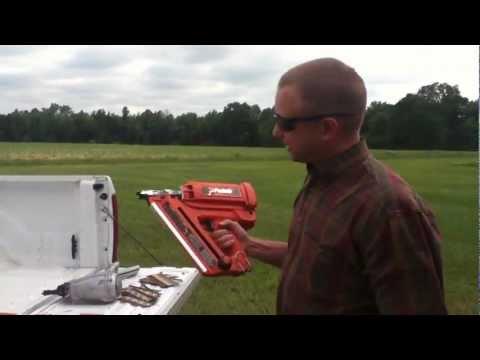 Nail Gun As A Weapon?