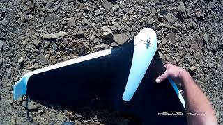 Returning to the mountains with Parrot Disco where I fly the first time the Parrot Bebop