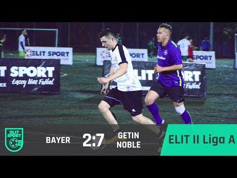 BAYER 2:7 GETIN Noble - ELIT II Liga A [WIOSNA 2017]