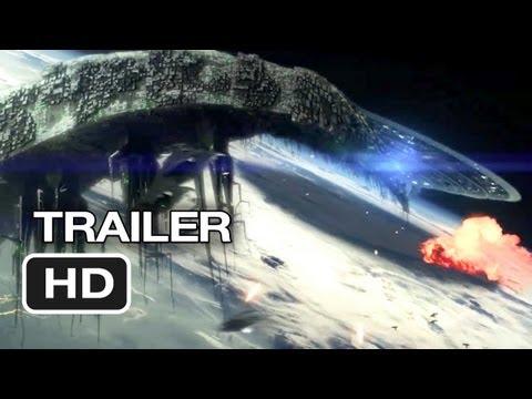 Alien Uprising TRAILER 1 (2013) - Science Fiction Movie HD