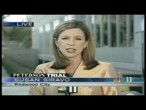 Scott Peterson Murder Trial Redwood City, Ca