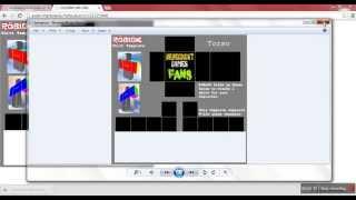 ROBLOX TUT: tutorial de roupas grátis