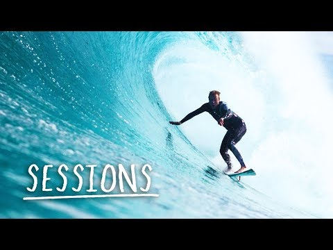 Taj Burrow Scores An Amazing Unknown Gem In West Oz. | Sessions