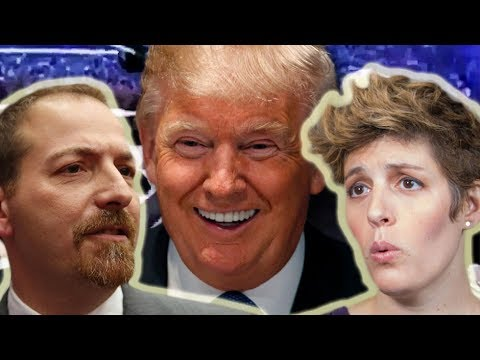 Thumbnail: IDIOTS REACT TO TRUMP'S WRESTLING TWEET