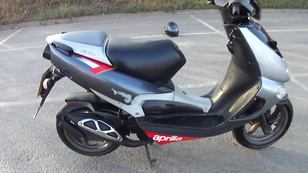 2004 aprilia sr50 sr 50 erre racing carb scooter lc 55mph vgc new mot tax v5 youtube. Black Bedroom Furniture Sets. Home Design Ideas