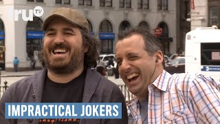Impractical Jokers - Cell Phone Takeover (Deleted Scene)