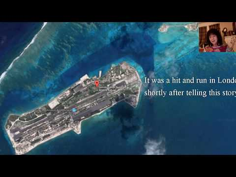 ET US Military Base In Hawaii! Johnston Atoll Where Janet Lessen Was Abducted in 1968