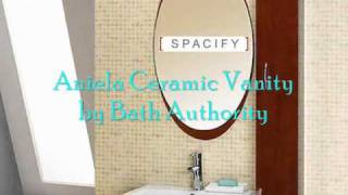 Modern Furniture, Wall Mounted Bathroom Vanity