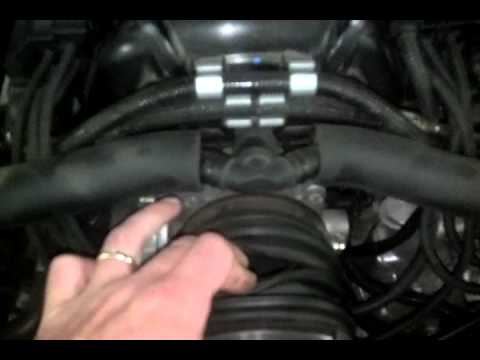 BMW 7 Series Rough Idle and Stalling E65 E66 Unmetered Air