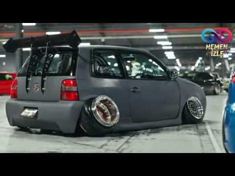 Modifiyeli Volkswagen Lupo