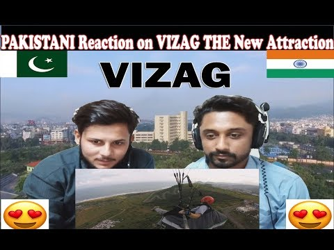 Pakistani Boys React to Vizag with new attractions - AA Reactions