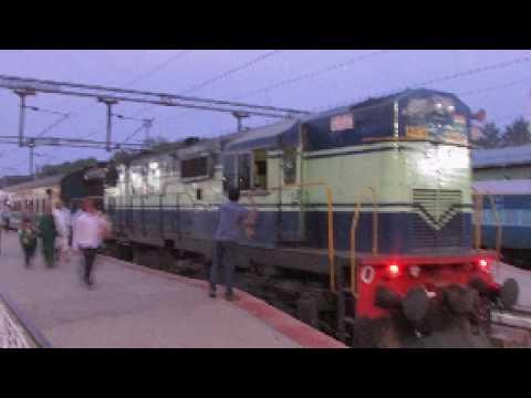 [HD]: HUBBALLI JAN SHATABDI (JAY YES) Express FULL JOURNEY to DAVANGERE ~ INDIAN RAILWAYS