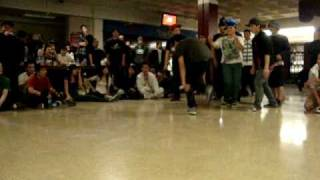 FBI crew vs Swagger style crew -Rock That Beat