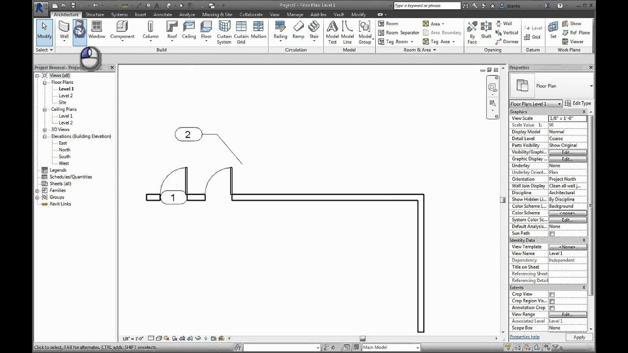 Revit Door Amp Sc 1 St Autodesk Forums