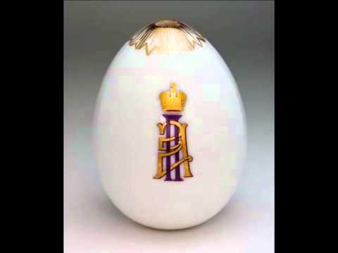 Vintage Porcelain Eggs | Picture Ideas Of Rare Decorative & Beautiful Art