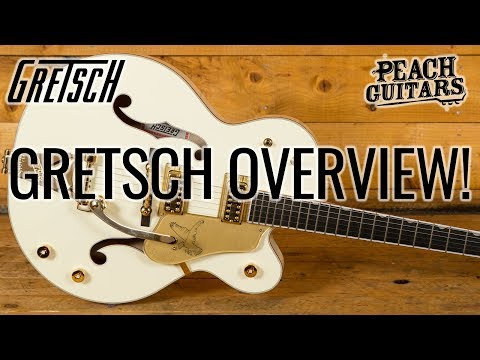 An introduction to Gretsch Guitars