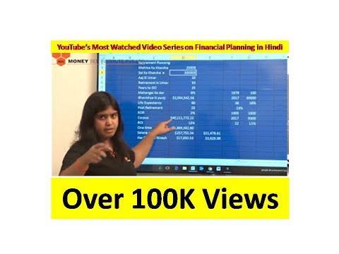Financial Planning (Part 2) - Hindi