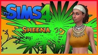 The sims 4 - Sheena 😉🌴 🌱