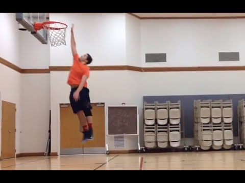 ACL Surgery Vertical Jump Test 6'0""