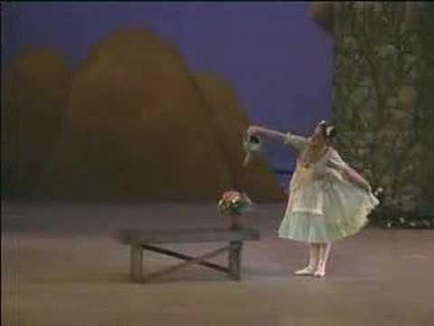 Adiarys Almeida In La Fille Mal Gardee # 1