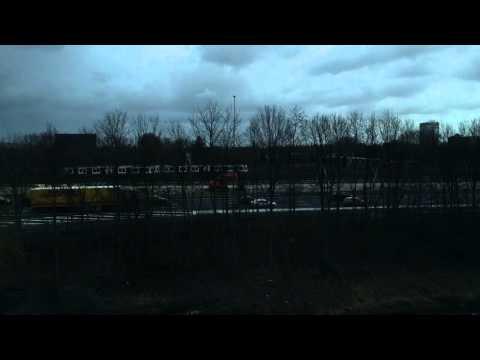 Hyperlapse: view from the Deloitte Digital studio, Amsterdam
