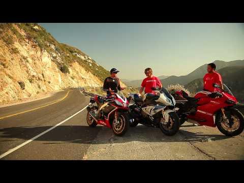 2013 Exotic Superbike Shootout - Street Test