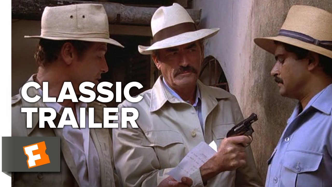 The Sea Wolves (1980) Official Trailer - Gregory Peck, Roger Moore Movie HD