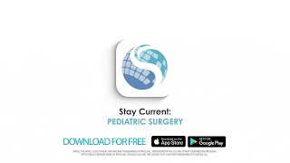 "Stay current: pediatric surgery is a focused ""one-stop-shop"" for the professional. gain easy access to latest information about techniq..."