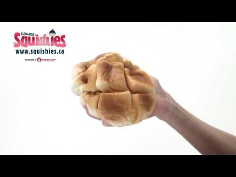 Squishies - Large Bun