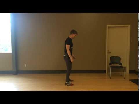 Basic Squat Jump Form