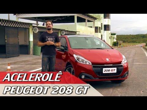 LANÇAMENTO: PEUGEOT 208 GT - ACELEROLÊ #4   ACELERADOS