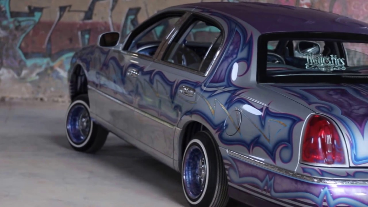 Str8 Payasiando Custom 1999 Lincoln Town Car Lowrider Youtube