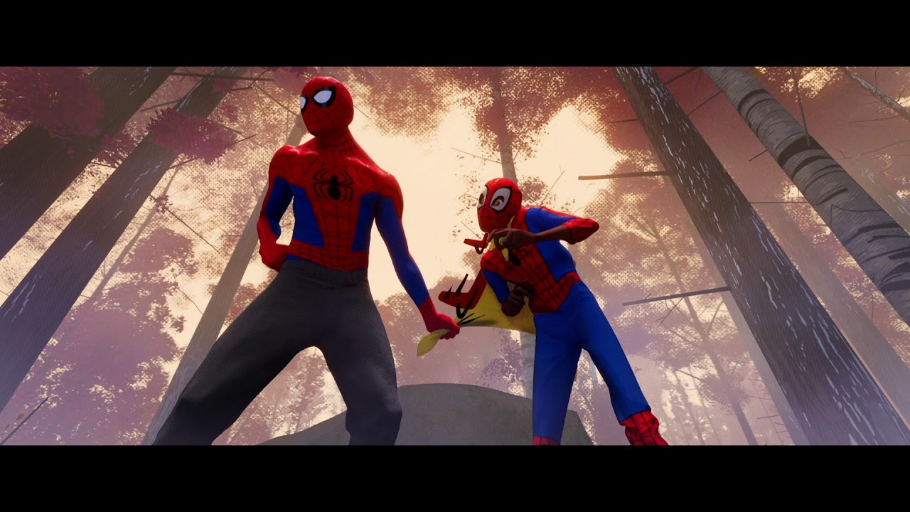 "Spider-Man : New Generation – TV SPOT ""Suit Up"" 20s"