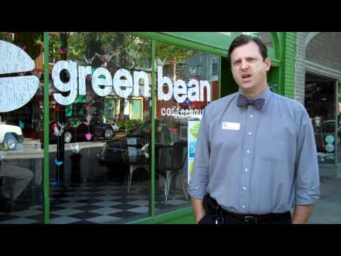 Cool Things about Greensboro- The Green Bean