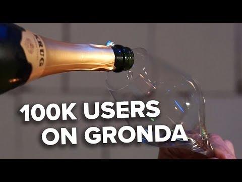 GRONDA - Over 100k Hospitality Professionals
