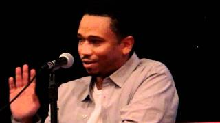 NYCC Red Tails panel - Aaron Mcgruder