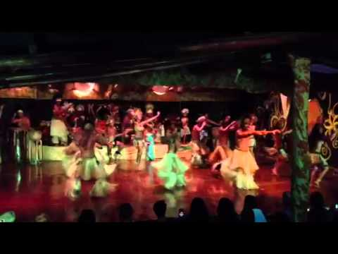 Rapa Nui dancing