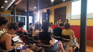"""Montserrat Boix apuesta por utilizar las redes sociales desde """"la ética"""""""