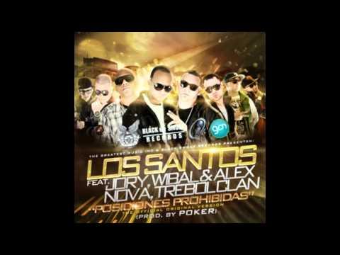 LOS SANTOS FT NOVA Y JORY WIBAL Y ALEX Y TREBOL CLAN.wmv