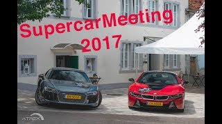 SupercarMeeting 2017 Luxembourg (official aftermovie)
