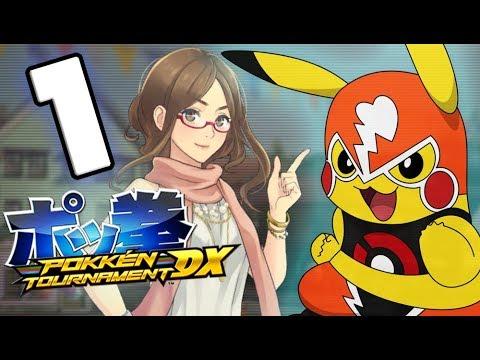 Download Youtube: Pokken Tournament DX - Part 1 Pika Cena CRUSHES Green League (Nintendo Switch)
