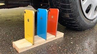 iPhone XR vs CAR 2