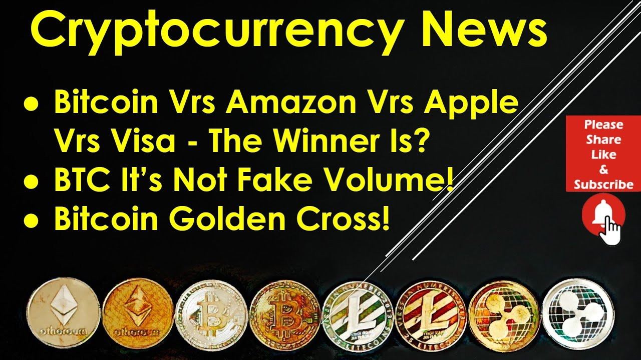 amazon cryptocurrency news