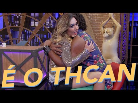 É O Tchan - Tatá Werneck + Cumpadi Washington - Lady Night - Humor Multishow